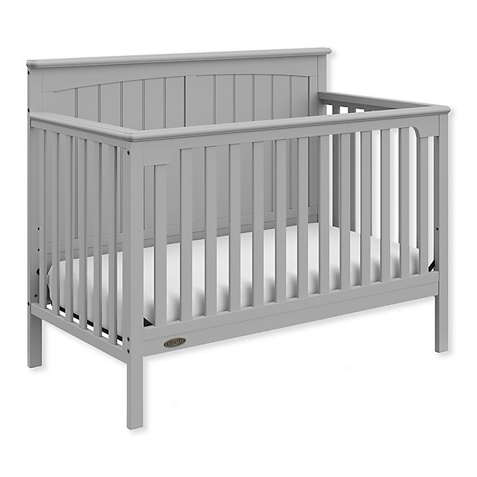 Alternate image 1 for Graco® Ellis 4-in-1 Convertible Crib