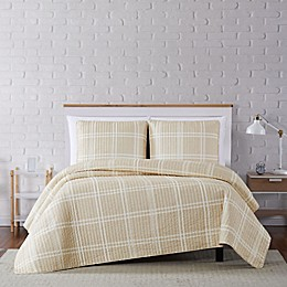 Truly Soft® Leon Plaid Quilt Set