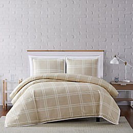 Truly Soft® Leon Plaid Duvet Set