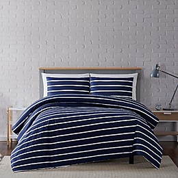 Truly Soft® Maddow Stripe Duvet Set