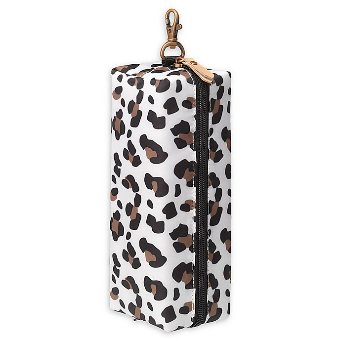 Alternate image 1 for Petunia Pickle Bottom® Bottle Butler in Leopard