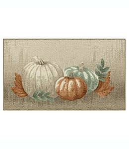 Tapete decorativo Bee & Willow™ Home Light Pumpkins, 50.8 x 86.36 cm