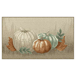 "Bee and Willow™ Home Light Pumpkins 20"" x 34"" Tufted Accent Rug"