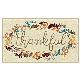 "Bee and Willow™ Home ""Thankful"" 20"" x 34"" Tufted Accent Rug"
