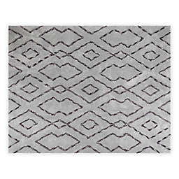 VCNY Home Morrissey 8' x 10' Area Rug in Grey
