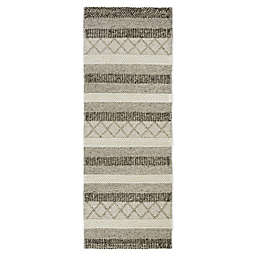 Bee & Willow™ Home Sussex 2'3 x 7' Runner in Grey/Beige