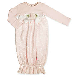 Clasix Beginnings™ by Minibasix® Size 0-6M Lace Gown in Pink