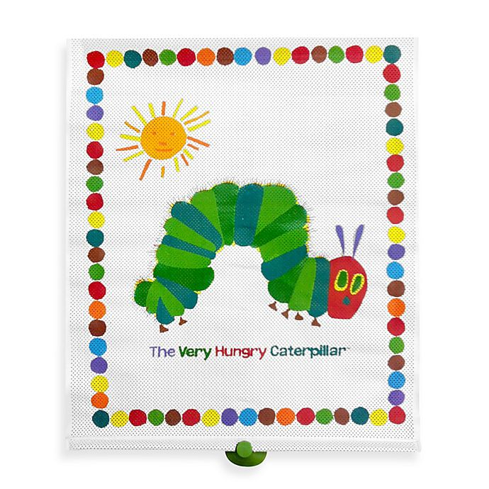 Alternate image 1 for Eric Carle Rollershade (2-Pack)