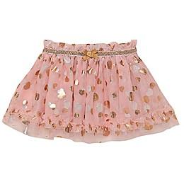 Baby Starters® Foil Heart Tutu in Pink