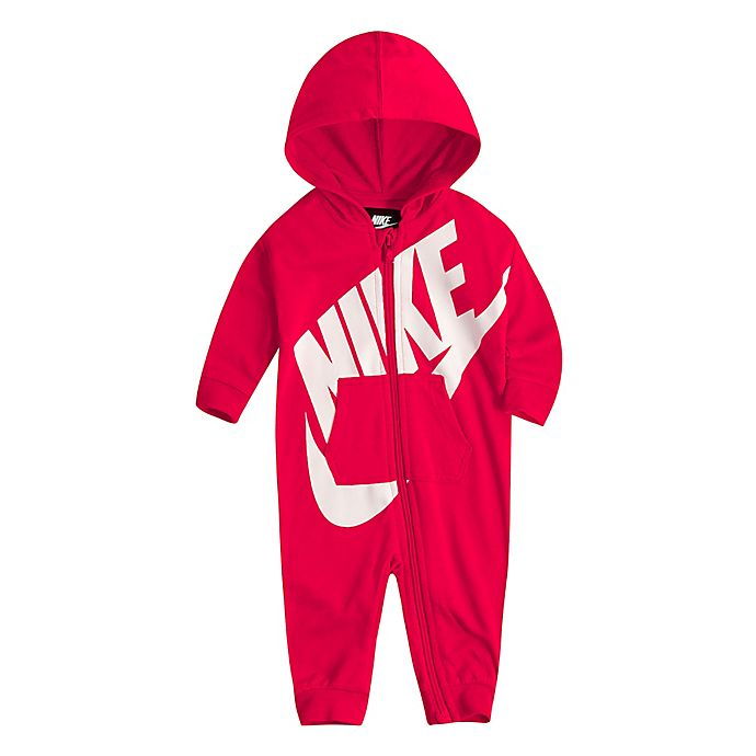 Alternate image 1 for Nike® Futura Coverall in Pink