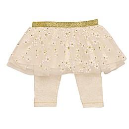 Baby Starters® Daisy Tutu Leggings in Ivory