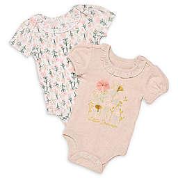 Baby Starters® 2-Pack Little Dreamer Bodysuits in Ivory