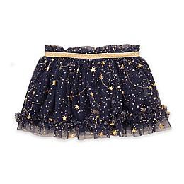 Baby Starters® Foil Star Tutu in Navy
