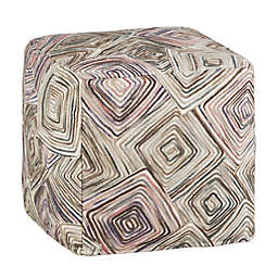 Simpli Home™ Linen Upholstered Ottoman