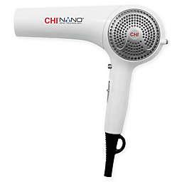 CHI® Nano Hair Dryer in White