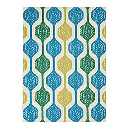 Waverly® Sun N Shade Geometric Indoor/Outdoor Area Rug