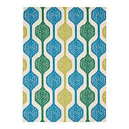 Waverly® Sun N Shade Geometric Indoor/Outdoor Area Rug