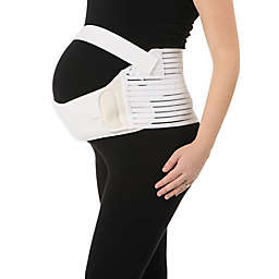 Motherhood Maternity® Loving Comfort Maternity Support Belt in White