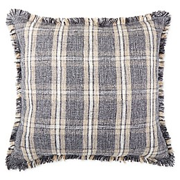 Bee & Willow™ Home Yarn-Dyed Throw Pillows in Black/Tan (Set of 2)