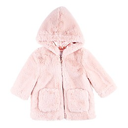 Urban Republic Faux Fur Jacket in Pink