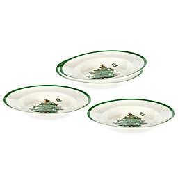 Spode® Christmas Tree 9-Inch Soup Plates (Set of 4)