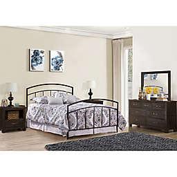 Hillsdale Furniture Julien 5-Piece Bedroom Set in Black/Espresso