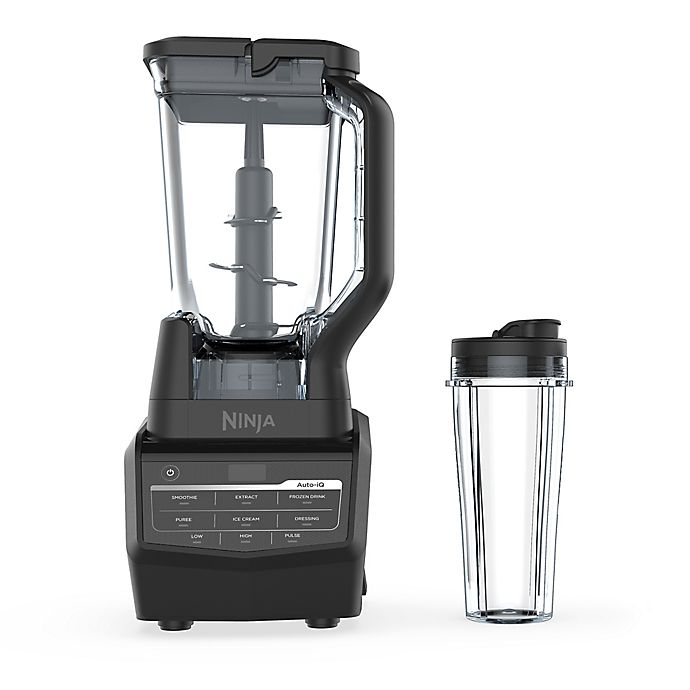 Alternate image 1 for Nutri Ninja® Ninja Blender Duo™ with Auto-iQ®
