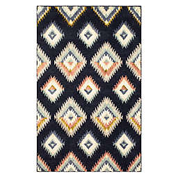 Marmalade Avery 5' x 7' Area Rug in Dark Navy