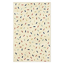 Marmalade™ Sprinkles 5' x 7' Area Rug in Cream