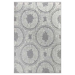 Cosmo Living Delancey Ikat Area Rug