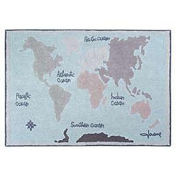 Lorena Canals® Back To School 4'7 X 5'7 Multicolor Area Rug
