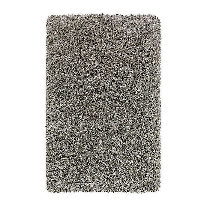 Alternate image 1 for Bee & Willow™ Home Bella 2'7 x 4'2 Shag Accent Rug in Silver