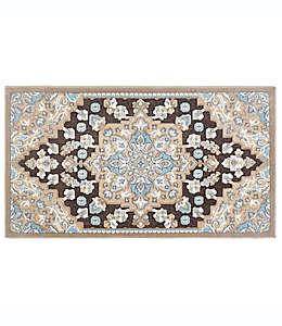 Home Dynamix Maplewood Tapete decorativo de 68.57 cm x 1.09 m en gris