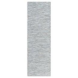 Tayse Rugs Contemporary Stripe Indoor/Outdoor Rug