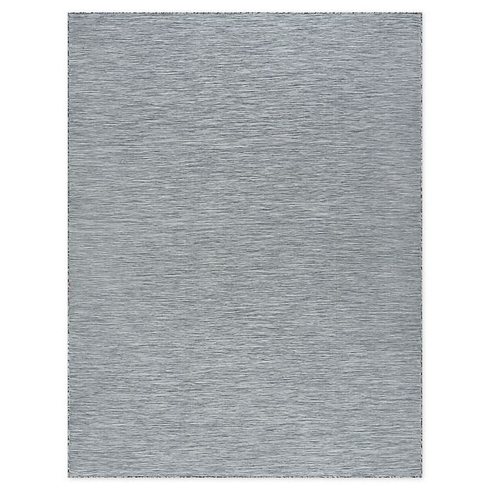 Alternate image 1 for Tayse Rugs Contemporary Stripe Indoor/Outdoor Rug