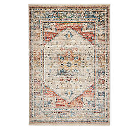 Bee & Willow™ Home Aria 2'9 x 4'9 Area Rug in Ivory