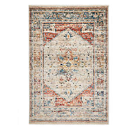 Bee & Willow™ Home Aria 7'8 x 10'1 Area Rug in Ivory