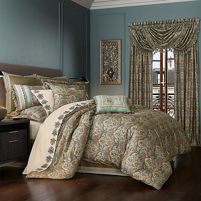Alternate image 1 for J. Queen New York Victoria Bedding Collection