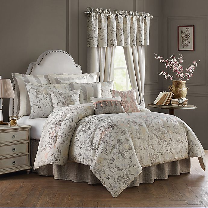 Alternate image 1 for Rose Tree Sienna Bedding Collection