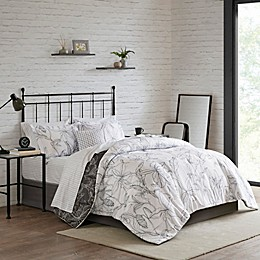 Madison Park Essentials Lilia 9-Piece Comforter Set