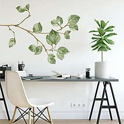 RoomMates® Leaf Twig Peel and Stick Giant Wall Decal