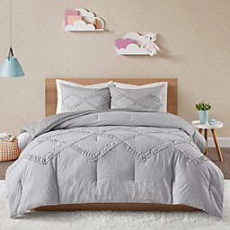 Felicity Percale Weave 3-Piece Full/Queen Bedding Set