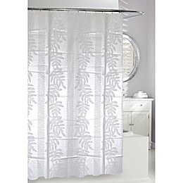 Moda at Home Forest PEVA Shower Curtain