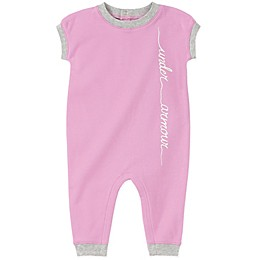 Under Armour® Script Coverall in Pink