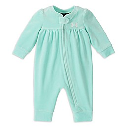 Under Armour® Recharge Velour Coverall in Teal