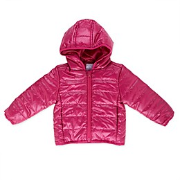 Only Kids Packable Jacket in Cherry