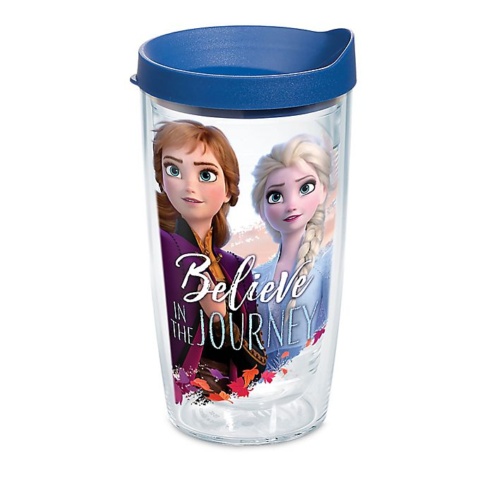 Alternate image 1 for Tervis® Disney® Frozen 2 Elsa's Journey 16 oz. Wrap Tumbler with Lid