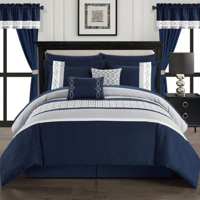 Chic Home Katrein 20 Piece Comforter