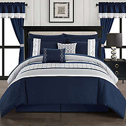 Chic Home Katrein 20-Piece Comforter Set