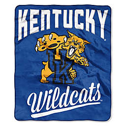 University of Kentucky Raschel Throw Blanket
